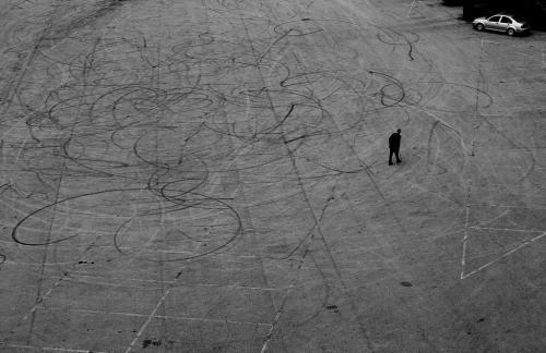 Μοναξιά / A lonely walk
