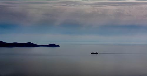 Θαλασσινή ηρεμία / Calm at sea