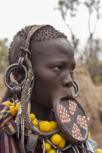 Αιθιοπική κομψότητα / Ethiopian elegance