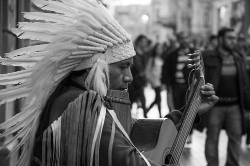Ινδιάνικο τραγούδι / Indian song