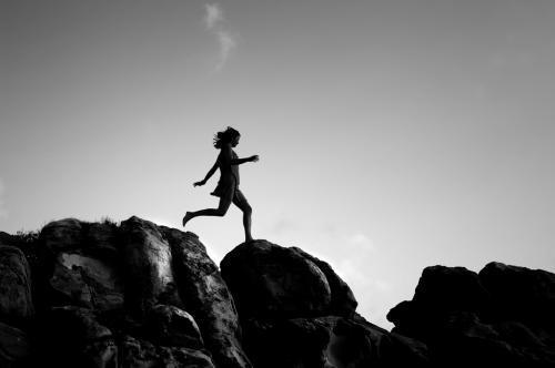 Στα βράχια / On the rocks