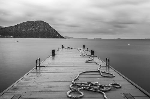 Αθόρυβη αποβάθρα / Silent Dock