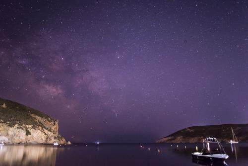 Ατενίζοντας τον γαλαξία / Staring at the galaxy