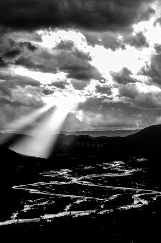 Ουράνιο φώς /  Sunlight sky