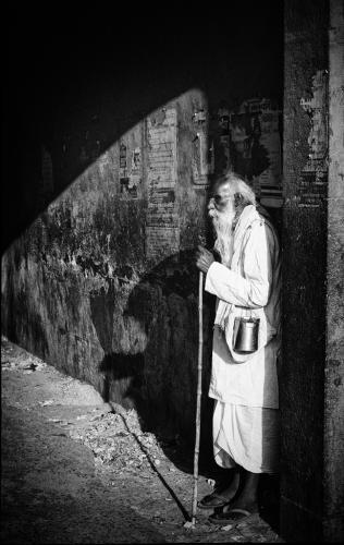 Ο τυφλός ιερέας / The blind sadhu