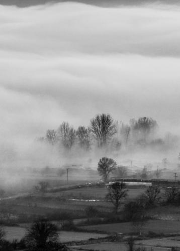 Κει που γενιούνται τα σύννεφα / Where the clouds are born