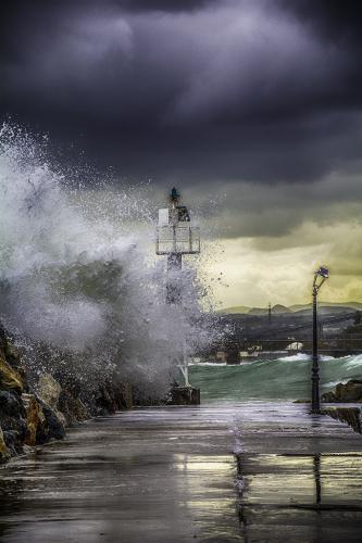 Άγρια θάλασσα / Wild sea